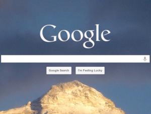 Κορυφή google